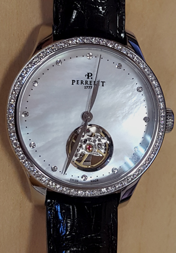 Perrelet First Class Ladies Watch Model A2069.1 Thumbnail 4