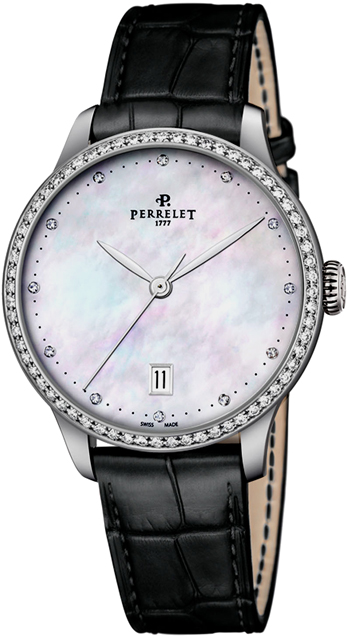 Perrelet First Class Ladies Watch Model A2070.3