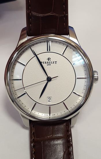 Perrelet First Class Men's Watch Model A1073.4 Thumbnail 4