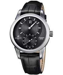 Perrelet Jumping Hour  Men's Watch Model A1037/7