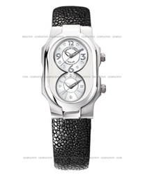 Philip Stein Classic Ladies Watch Model 1-W-DNW-GB Thumbnail 1
