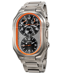 Philip Stein Prestige Men's Watch Model 13TI-500B-TSS