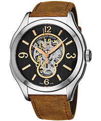 Philip Stein Prestige Men's Watch Model: 17ASKFBCASSTBR