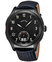 Philip Stein Prestige Men's Watch Model: 17BSBKLMMN