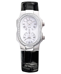 Philip Stein Teslar Ladies Wristwatch Model: 1D-F-CMOP-ABS