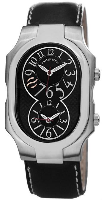 Philip Stein Signature Large Ladies Watch Model 2-BK-CSTB