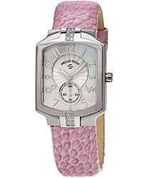 Philip Stein Classic Square Ladies Watch Model: 21SD-FMOP-CGLA