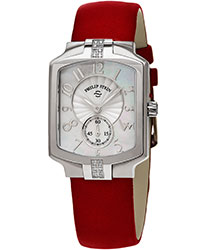 Philip Stein Classic Square Ladies Watch Model 21SD-FMOP-CIDR