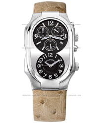 Philip Stein Signature Mens Wristwatch Model: 3-G-CRB-OS