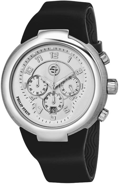 Philip Stein Active Men's Watch Model 32AWRBB Thumbnail 2