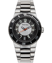 Philip Stein Active Extreme Unisex Wristwatch Model: 34-BB-SS