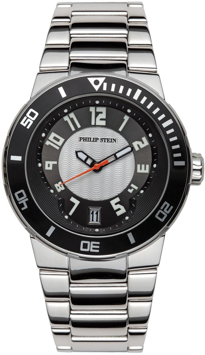 Philip stein active extreme unisex watch model 34 bb ss for Philip stein watches