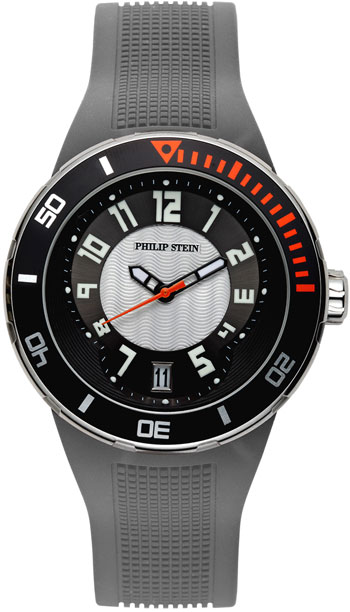 Philip Stein Active Extreme Unisex Wristwatch Model: 34-BGR-RGR