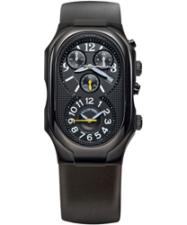 Philip Stein Signature Mens Wristwatch Model: 3B-NBY-RB