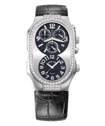 Philip Stein Classic Ladies Watch Model: 3DD-G-CRB-AB