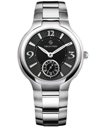 Philip Stein Signature Men's Watch Model 43-MB-SS