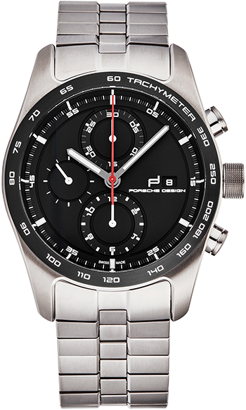 Porsche Design Chronotimer Men's Watch Model 6010.1090.01042