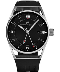 Porsche Design 1919 Globetimer Men's Watch Model 6020.2010.01062