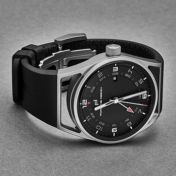 Porsche Design 1919 Globetimer Men's Watch Model 6020.2010.01062 Thumbnail 2