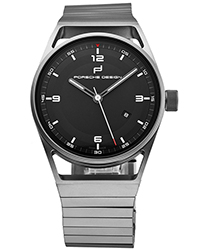 Porsche Design Datetimer Men's Watch Model 6020.3010.01012