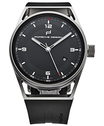 Porsche Design Datetimer Men's Watch Model 6020.3010.01062