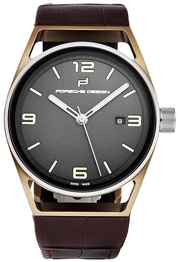 Porsche Design Datetimer Men's Watch Model 6020.3030.04072
