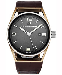 Porsche Design Datetimer Men's Watch Model: 6020.3030.04072