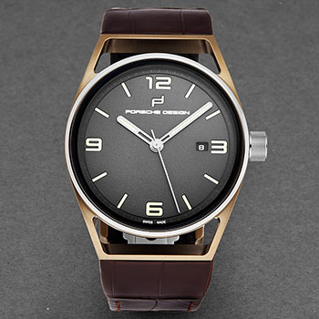 Porsche Design Datetimer Men's Watch Model 6020.3030.04072 Thumbnail 5