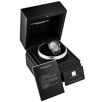 Porsche Design Datetimer Men's Watch Model 6020.3030.04072 Thumbnail 2