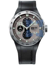 Porsche Design Flat Six Men's Watch Model 6340.41.24.1169