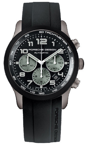 Porsche Design Dashboard Mens Wristwatch Model: 6612.10.48.1139