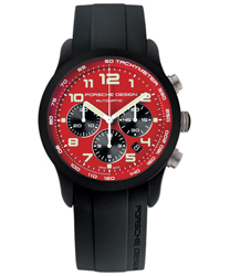 Porsche Design Dashboard Mens Wristwatch Model: 6612.17.86