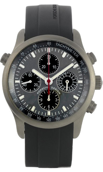 Daily Deal Pors P6613 PRT Rattrapante Chronograph Model 6613.10.50.0242