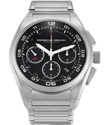 Porsche Design P'6620 Dashboard Chronograph Men's Watch Model 6620.11.46.0268