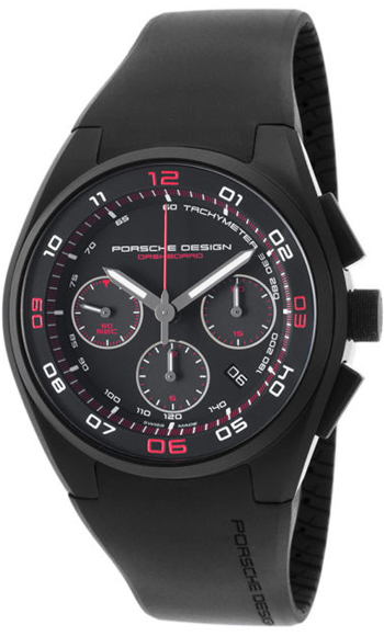 Porsche Design P'6620 Dashboard Chronograph Men's Watch Model 6620.13.47.1238