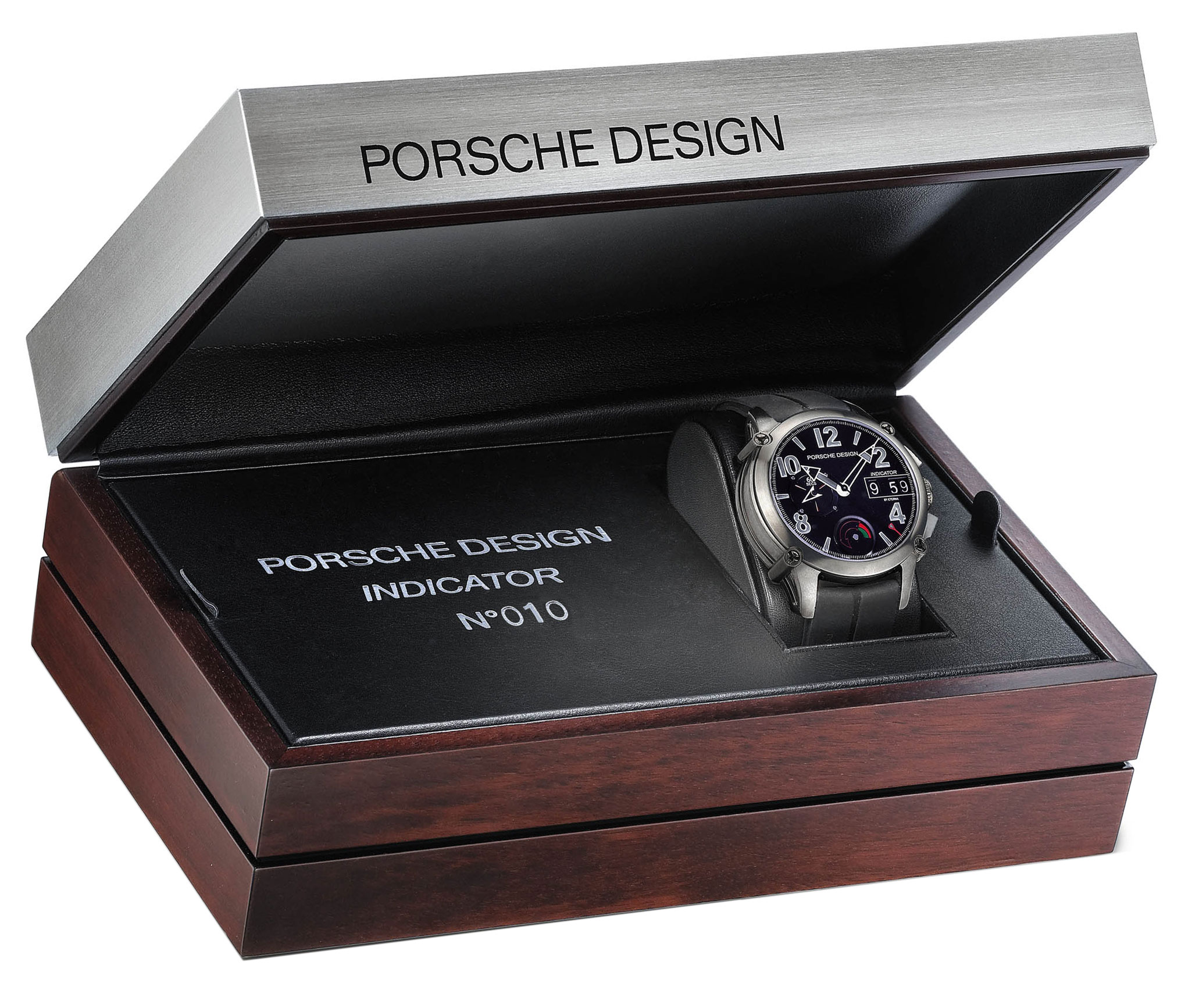 Porsche Design Indicator Mens Watch Model 691010401149