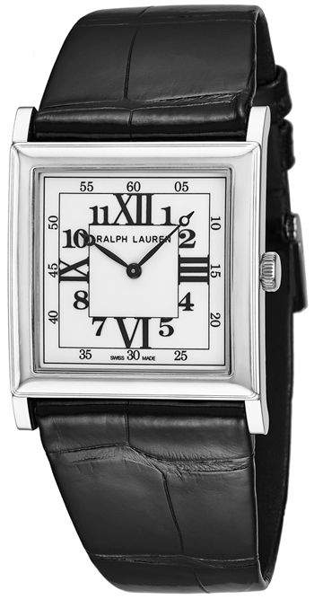 Ralph Lauren Slim Classique Ladies Watch Model RLR0132707