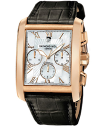 Raymond Weil Don Giovanni Mens Wristwatch Model: 14886-G-00908
