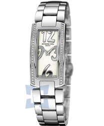 Raymond Weil Shine Ladies Watch Model 1500-ST1-05303