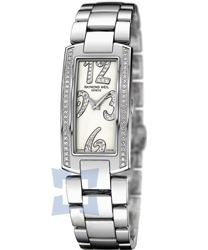 Raymond Weil Shine Ladies Watch Model 1500-ST1-05383