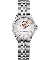 Raymond Weil Freelancer Ladies Watch Model: 2410-STS-97981