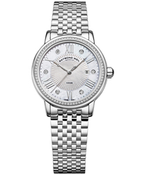 Raymond Weil Maestro Ladies Watch Model 2637-STS-00966