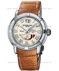Raymond Weil Parsifal Mens Watch Model 2843-STC-00808