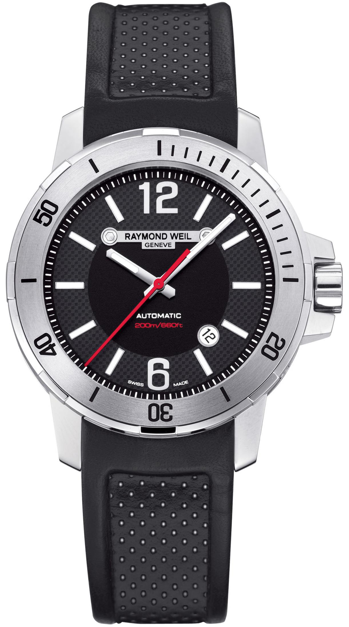 Raymond Weil Nabucco Automatic Men S Watch Model 3900 Stc 05207