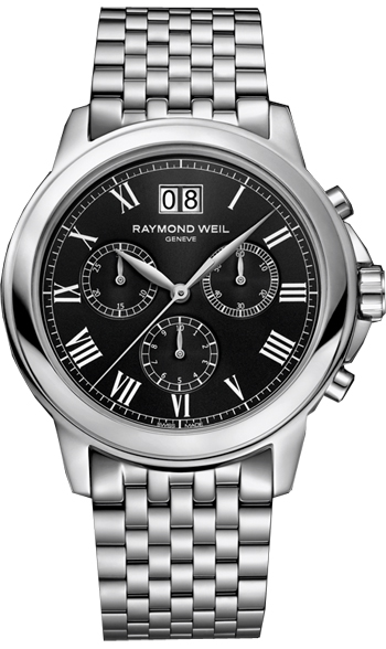 Raymond Weil Tradition Men's Watch Model 4476-ST-00200