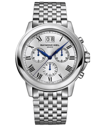 Raymond Weil Tradition Men's Watch Model 4476-ST-00650