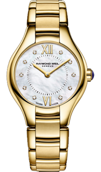 Raymond Weil Noemia Ladies Watch Model 5124-P-00985