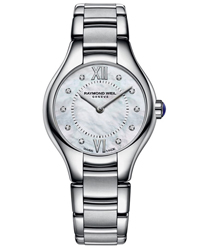 Raymond Weil Noemia Ladies Watch Model 5124-ST-00985