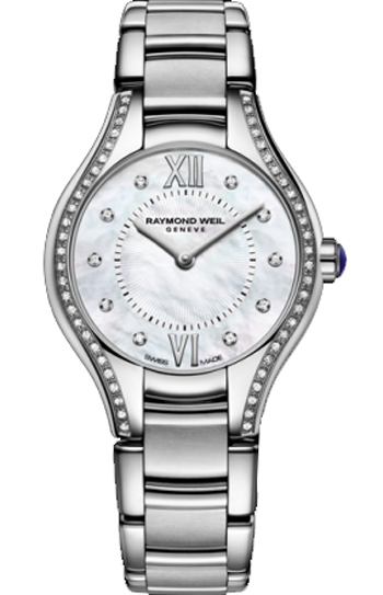 Raymond Weil Noemia Ladies Watch Model 5124-STS-00985