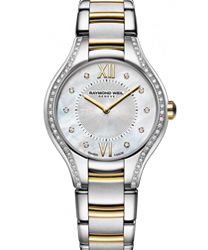 Raymond Weil Noemia Ladies Watch Model 5127-SPS-00985